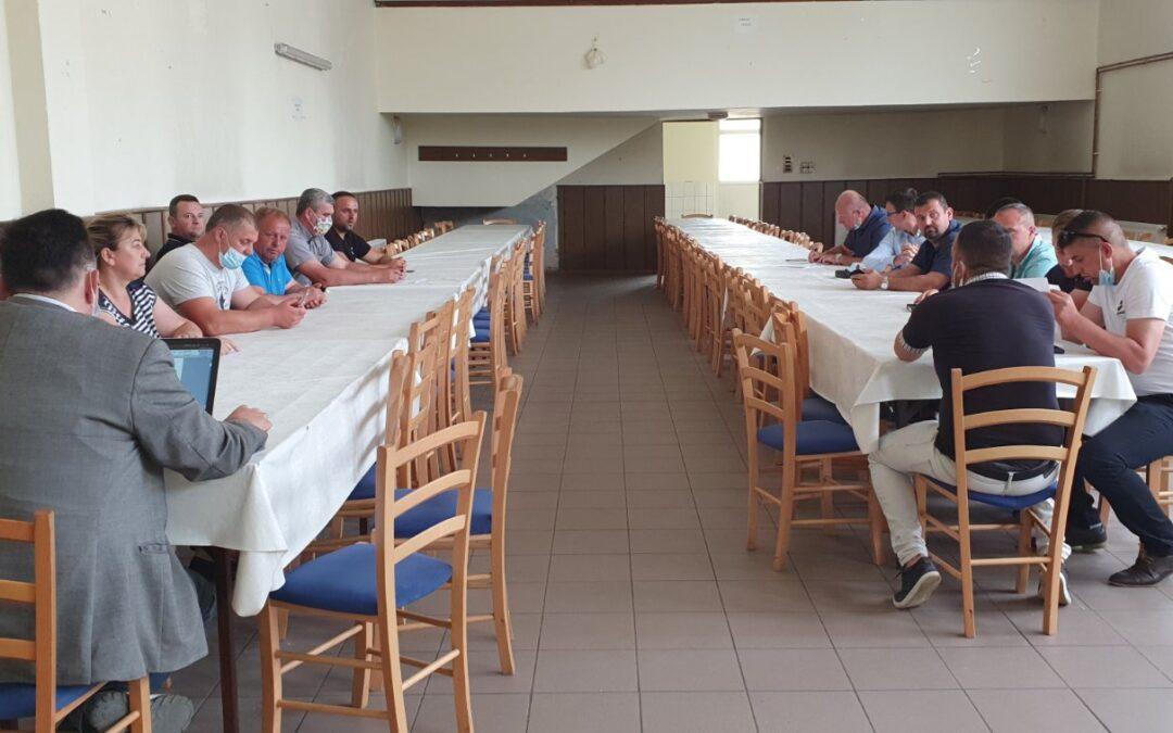 Održana konstituirajuća sjednica Općinskog vijeća Općine Đulovac